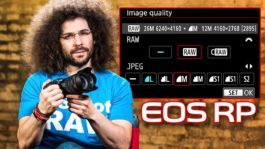 Canon EOS RP User's Guide | Fro Knows Photo